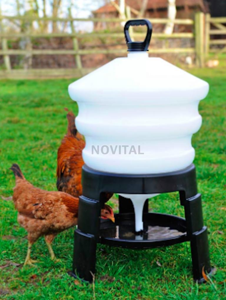 Автопоилки для цыплят своими руками оригинальные идеи
